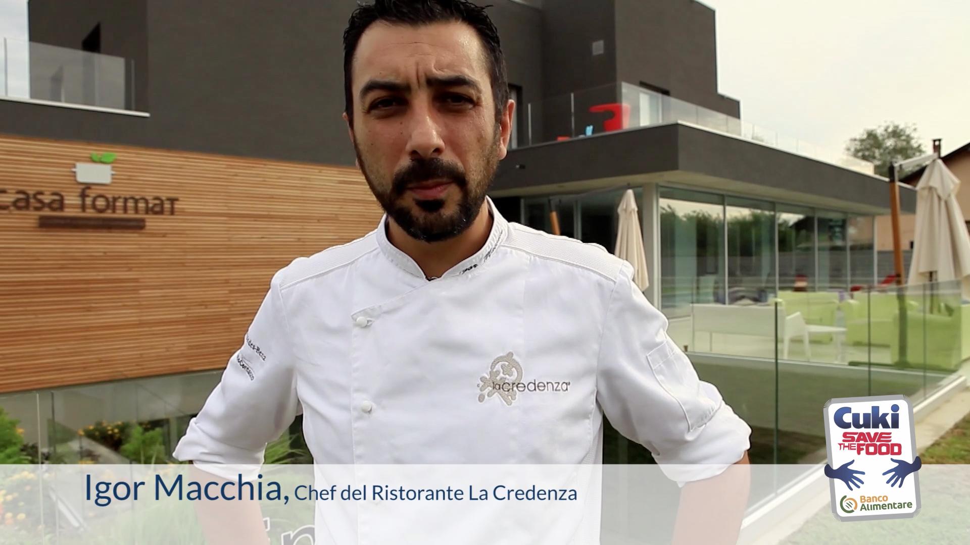 La Credenza Igor Macchia : Igor macchia cuki save the food