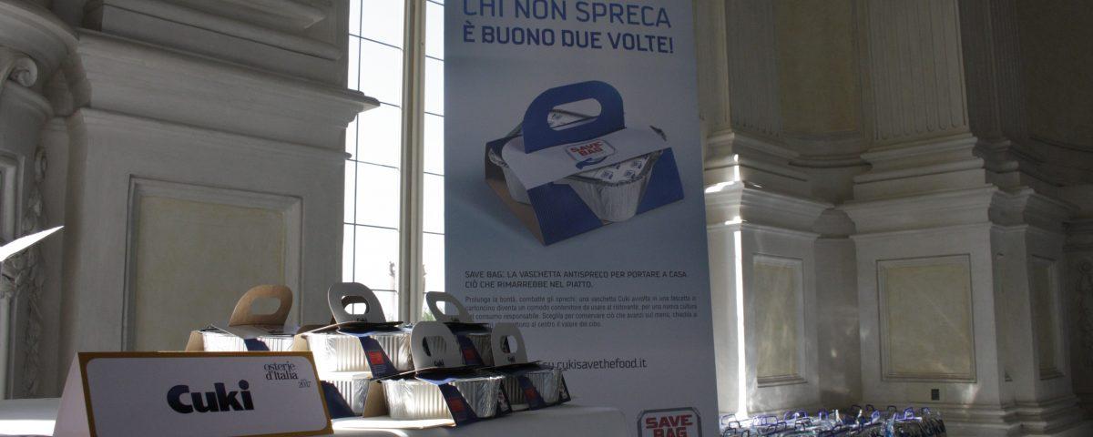 Save Bag, la vaschetta firmata Cuki contro lo spreco alimentare.