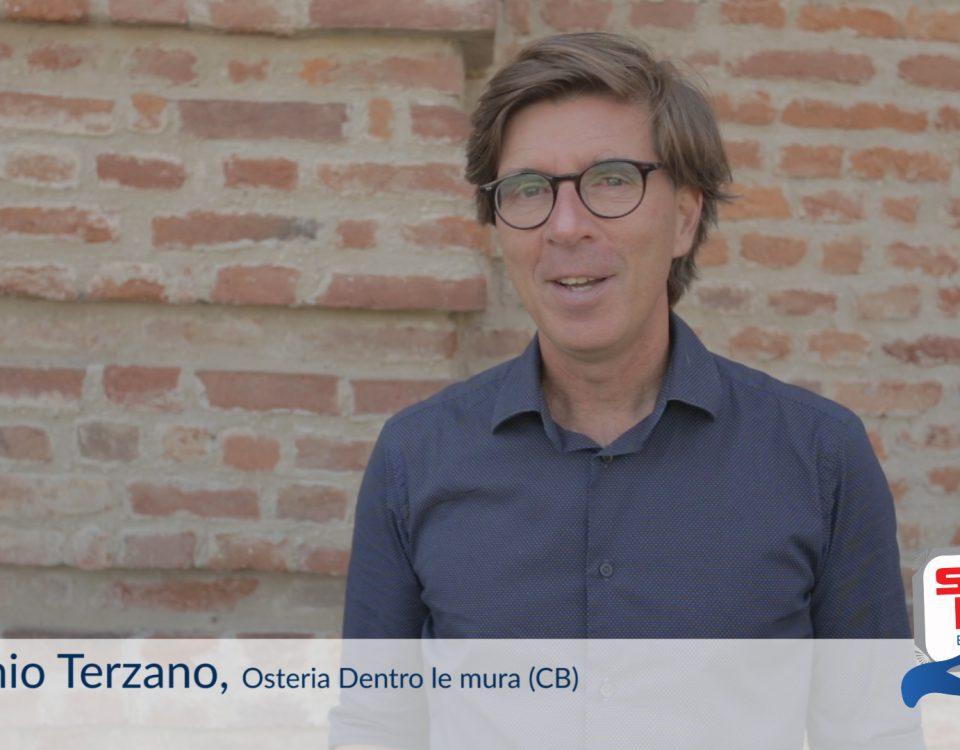 Antonio Terzano, Osteria Dentro le mura, Termoli (CB)