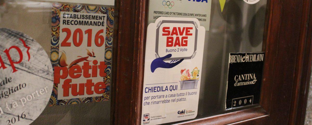 Martina, 1 milione t. cibo tolte da spreco. Cuki lancia kit Save Bag per i ristoratori.