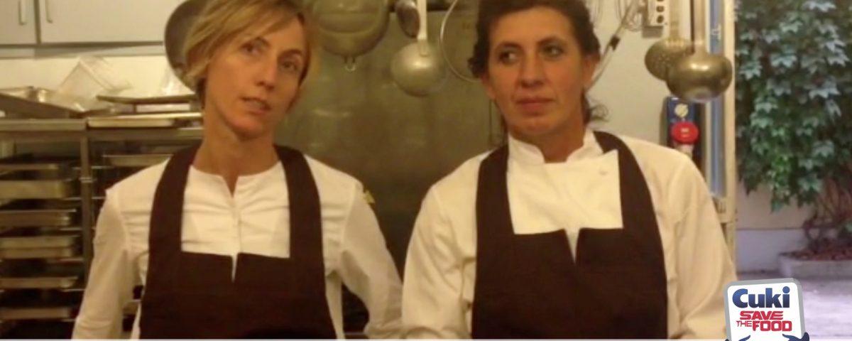 Valentina Pelizzetti e Anna Blasco