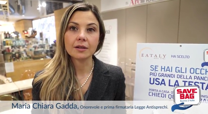 On. Maria Chiara Gadda